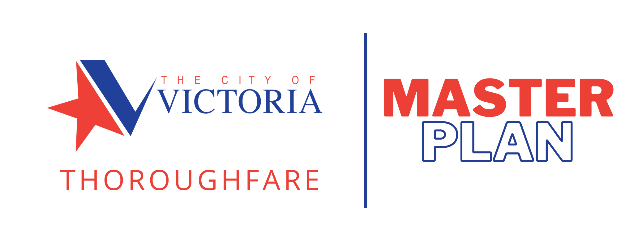 CITY OF VICTORIA THOROUGHFARE master plan