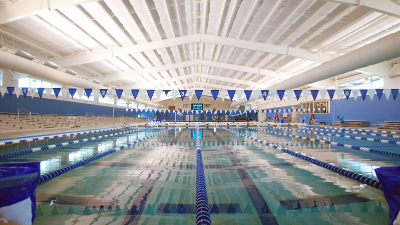 The VISD Aquatics Center